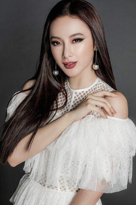 Angela Phuong Trinh khoe ve mon mon tuoi doi muoi voi do om sat - Anh 1