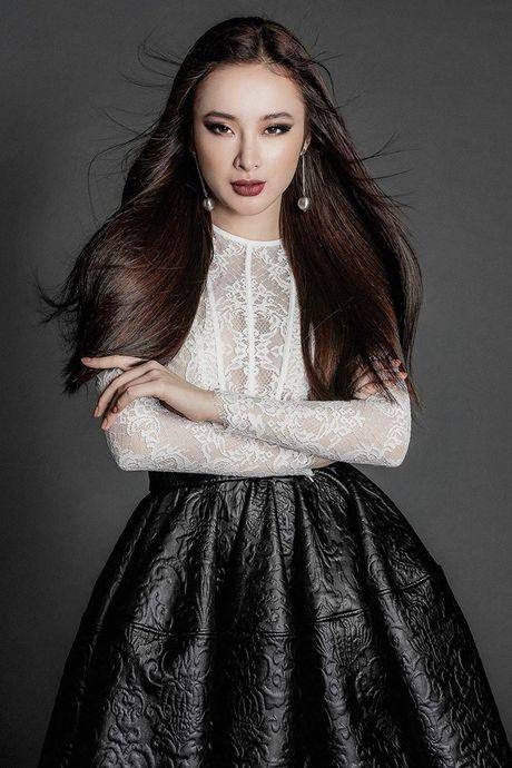 Angela Phuong Trinh khoe ve mon mon tuoi doi muoi voi do om sat - Anh 4