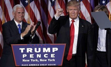 Lanh dao the gioi chuc mung Donald Trump trong su bang hoang - Anh 1