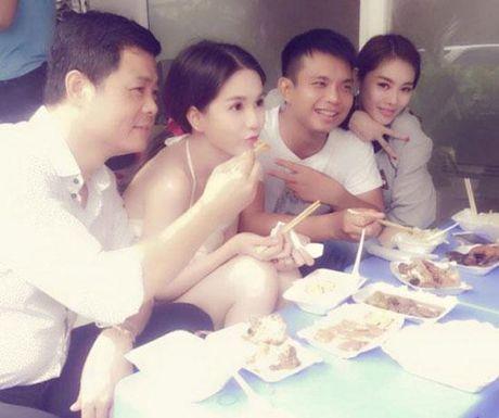 Ngoc Trinh buon the tham, chinh thuc cham dut voi tinh cu dai gia - Anh 5