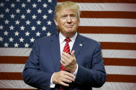 Donald Trump da tro thanh Tong thong My 2016 nhu the nao? - Anh 1
