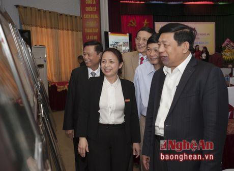 Bao Nghe An toa dam ky niem 55 nam thanh lap - Anh 9