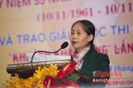 Bao Nghe An toa dam ky niem 55 nam thanh lap - Anh 2