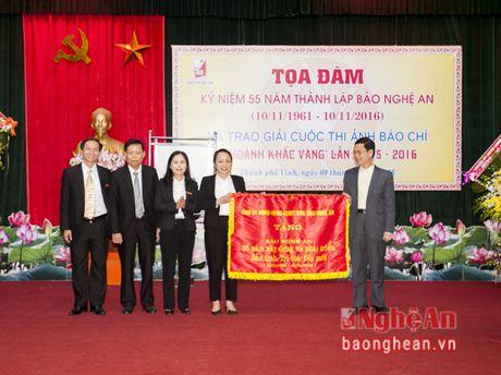 Bao Nghe An toa dam ky niem 55 nam thanh lap - Anh 3