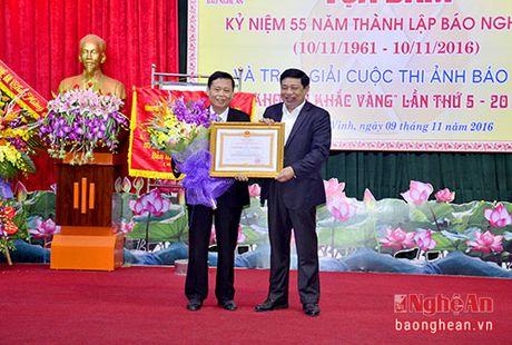 Bao Nghe An toa dam ky niem 55 nam thanh lap - Anh 5
