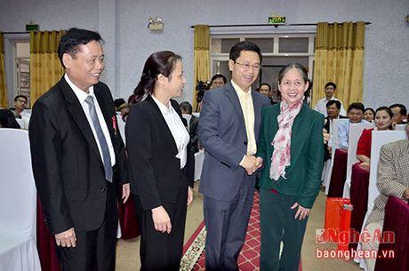 Bao Nghe An toa dam ky niem 55 nam thanh lap - Anh 7