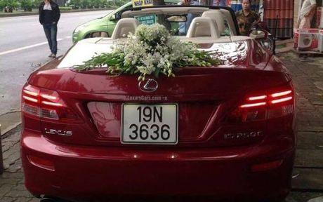 Dien kien dan xe sieu sang don dau tai Phu Tho - Anh 6
