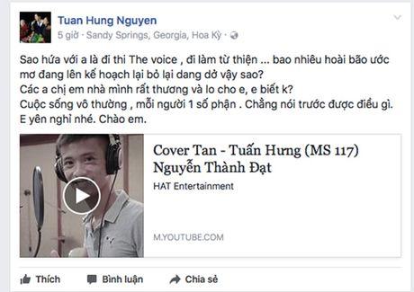 Sao Viet nghen ngao roi nuoc mat truoc su ra di dot ngot cua fan ruot - Anh 2