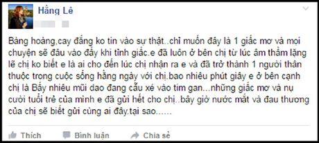 Sao Viet nghen ngao roi nuoc mat truoc su ra di dot ngot cua fan ruot - Anh 9