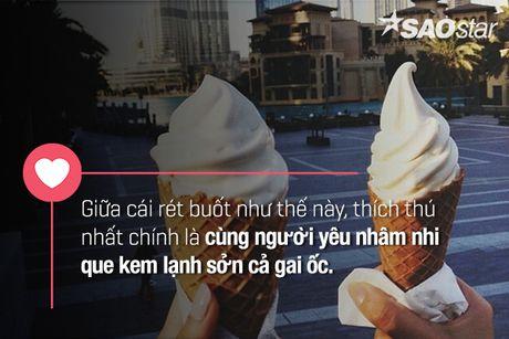 Mien Bac lanh roi, yeu nhau di thoi! - Anh 3