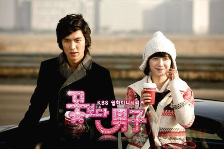 Diem mat dan 'ban gai' noi tieng xinh dep cua Lee Min Ho - Anh 1