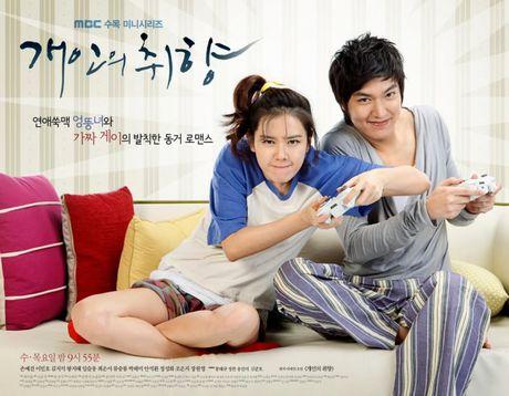 Diem mat dan 'ban gai' noi tieng xinh dep cua Lee Min Ho - Anh 2