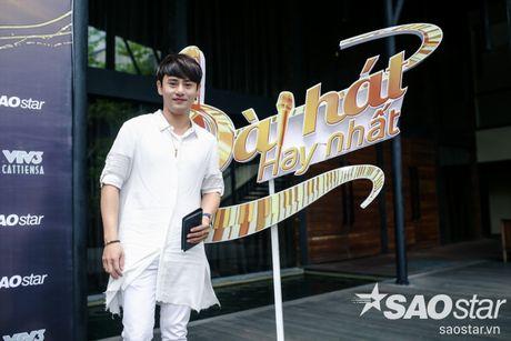 Ung Dai Ve banh bao cung Phan Manh Quynh tai hop bao Sing My Song - Bai Hat Hay Nhat - Anh 2