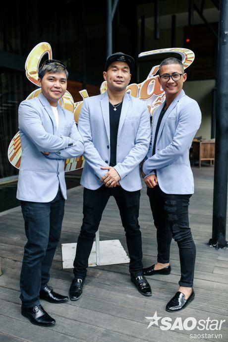 Ung Dai Ve banh bao cung Phan Manh Quynh tai hop bao Sing My Song - Bai Hat Hay Nhat - Anh 7
