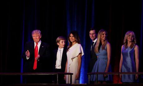 Donald Trump dac cu: Xin dung khoc cho nuoc My - Anh 1