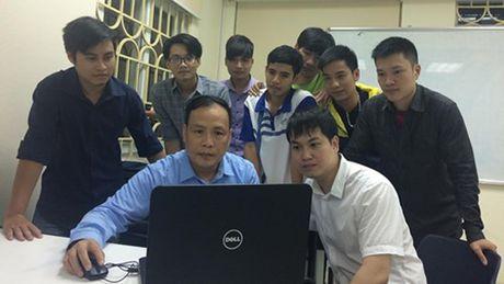 Chang trai 25 tuoi 'made in Vietnam' voi 17 bai bao quoc te - Anh 1