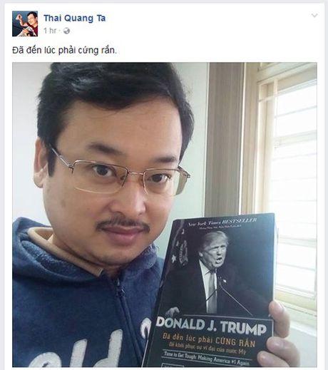 Sach Donald Trump tro nen hot sau khi ty phu My thang cu Tong thong - Anh 1