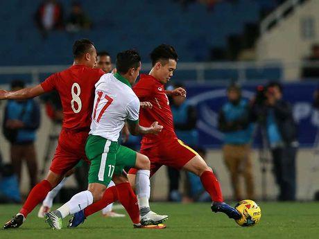 Viet Nam - Indonesia (3-2): Thang nhe sau 17 nam - Anh 1
