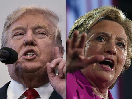 Truc tiep bau cu My: Trump-169, Clinton-122 - Anh 4