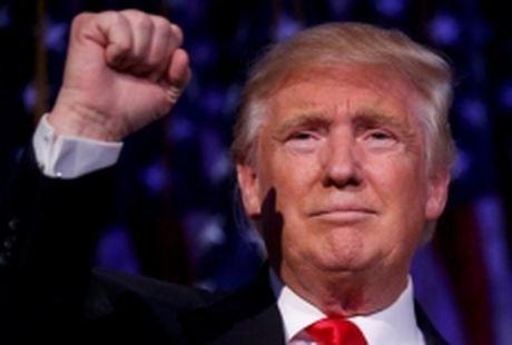 Ong Donald Trump tuyen bo chien thang, keu goi nguoi dan My doan ket - Anh 1