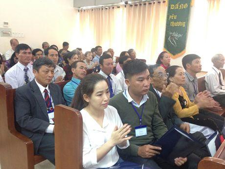 Dai hoi dong Tong hoi Bap-tit Viet Nam lan thu III - Anh 4