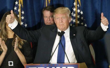 Donald Trump : 'Toi se la Tong thong cua moi nguoi dan My' - Anh 1