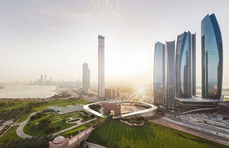 Dubai xay tau sieu toc 1.220 km/h - Anh 2