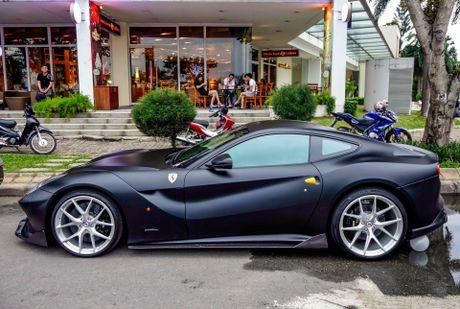 Sieu xe F12 do goi phu kien hang hieu cua Cuong Do La - Anh 3