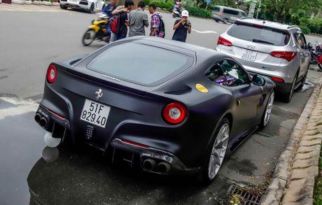 Sieu xe F12 do goi phu kien hang hieu cua Cuong Do La - Anh 4