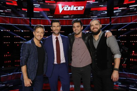 Billy Gilman tai xuat voi The Voice: Toi con gi de mat? - Anh 2