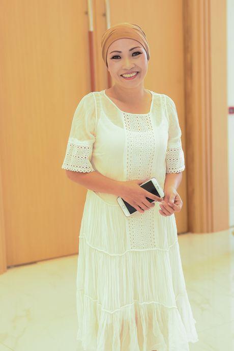 Phuong Thanh vui ve hoi ngo vo chong Khanh Thi - Anh 1