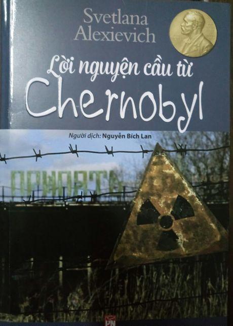 Nguyen Bich Lan dem 'Loi nguyen cau tu Chernobyl' toi ban doc Viet Nam - Anh 2
