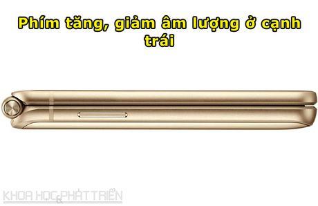 Chiem nguong ve dep smartphone nap gap, gia gan 3.000 USD cua Samsung - Anh 13