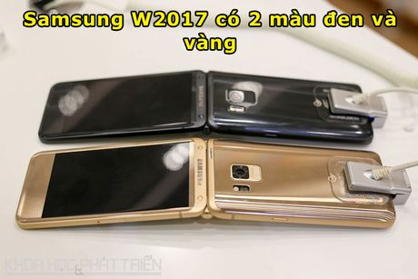 Chiem nguong ve dep smartphone nap gap, gia gan 3.000 USD cua Samsung - Anh 21