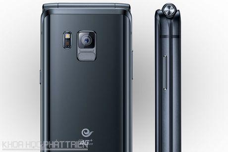 Chiem nguong ve dep smartphone nap gap, gia gan 3.000 USD cua Samsung - Anh 23
