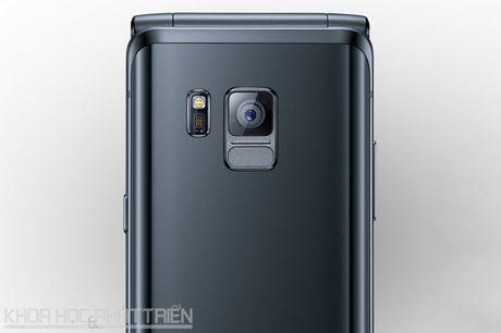 Chiem nguong ve dep smartphone nap gap, gia gan 3.000 USD cua Samsung - Anh 30