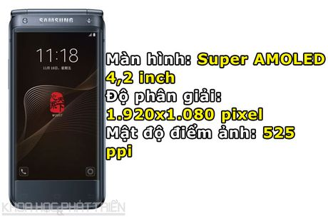 Chiem nguong ve dep smartphone nap gap, gia gan 3.000 USD cua Samsung - Anh 5