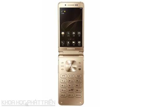 Chiem nguong ve dep smartphone nap gap, gia gan 3.000 USD cua Samsung - Anh 6