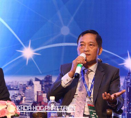 Thu truong Bo KH&CN Tran Van Tung: Ket noi cung - cau di vao thuc chat - Anh 1