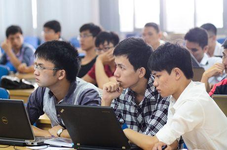 Hoc dai hoc trong 3 nam: Cac truong lo thiet ke laichuong trinh - Anh 1