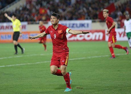 Cong Vinh: 'Viet Nam khong ngan Thai Lan neu gap o chung ket AFF Cup' - Anh 1