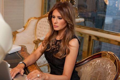 Thoi trang dinh cao cua de nhat phu nhan Melania Trump - Anh 4