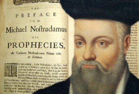 Nostradamus tien tri ong Trump thanh Tong thong? - Anh 1