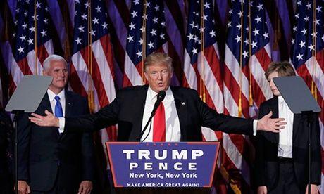 5 nhan to giup Donald Trump ha guc Hillary Clinton - Anh 1