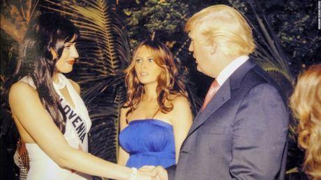 [Anh]: Melania Trump - tu sieu mau thanh de nhat phu nhan My - Anh 13