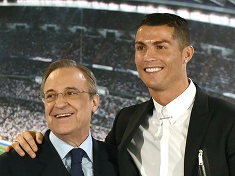 Chi ke 'ngoc' moi nghi ngo Cristiano Ronaldo - Anh 1