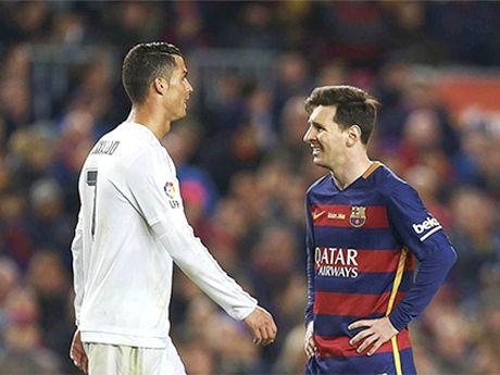 10 su khac biet giua Messi va Ronaldo - Anh 1