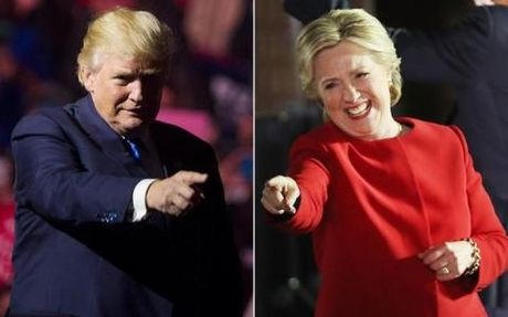Bau cu tong thong My: Tinh dich Monica Lewinsky bo phieu cho Hillary Clinton hay doi thu Donald Trump? - Anh 3