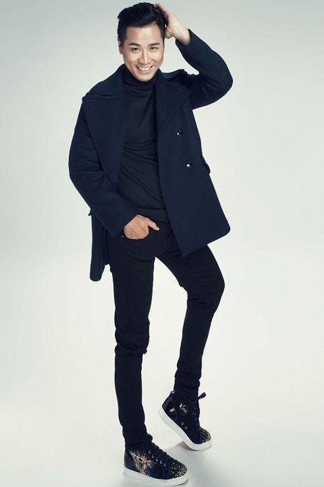 Nguyen Khang lich lam trong vai tro MC cua 'Sing My Song' - Anh 3