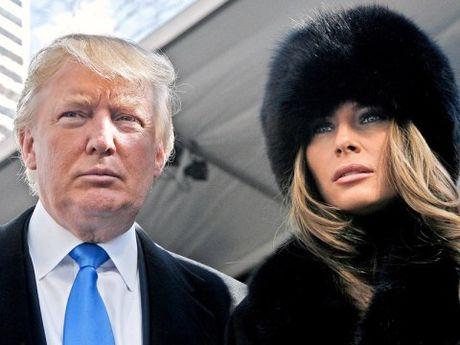 Melania - my nhan 'dau goi tay ap' ben tan tong thong My Donald Trump - Anh 1